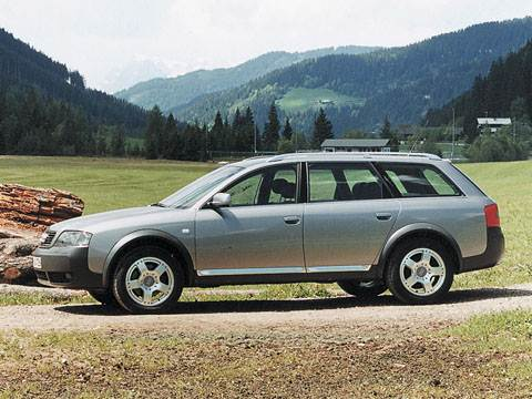 Volvo V70, Audi A6, Subaru Legacy
