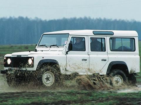 Land Rover Defender 90, Nissan Patrol, Toyota Land Cruiser