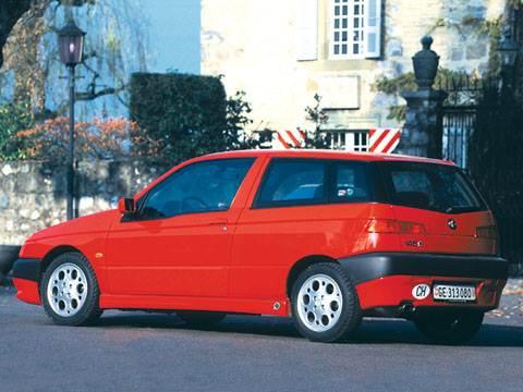 Итальянские скороходы (Alfa Romeo145-146, Alfa Romeo 147, Alfa Romeo 156, Alfa Romeo 166)