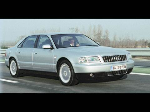 Немецкий триумвират (Audi A8, BMW 7-Series, Mercedes-Benz S-Klasse)