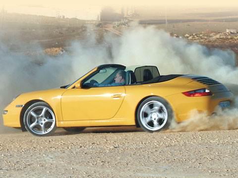 Без крыши и без компромиссов (911 Carrera, Carrera S (2005))