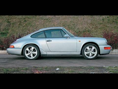 """Этот вечный """"911-й"""".. (Porsche 964, Porsche 993, Porsche 996)"""