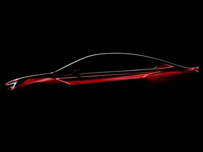 Еще один прототип Subaru Impreza нового поколения дебютирует в ноябре