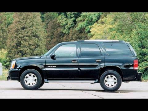 Сухопутные дредноуты (Chevrolet Tahoe, GMC Yukon, Cadillac Escalade, Ford Expedition, Lincoln Navigator)