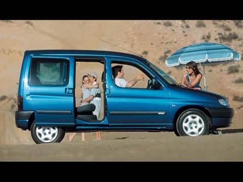 Renault Kangoo, Citroen Berlingo, Peugeot Partner
