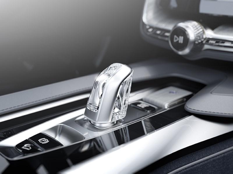 Volvo Coupe концепт 2013 интерьер фото 4