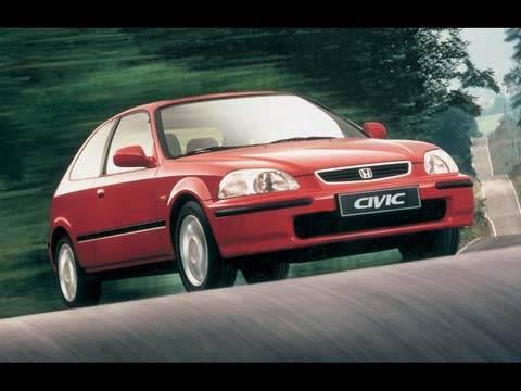 Популярный квартет (VW Golf IV, Оpel Astra, Toyota Corolla, Honda Civic)
