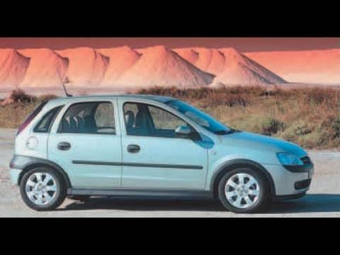 Коренные горожане (VW Polo, Opel Corsa, Ford Fiesta)