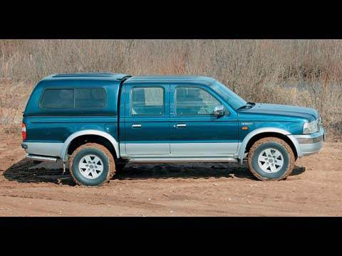 Рабочий инструмент (Mitsubishi L200, Ford Ranger (Mazda B серии), Toyota HiLux)