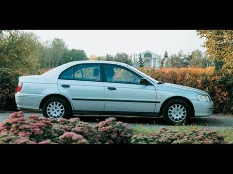 Nissan Primera, Mitsubishi Galant, Honda Accord, Toyota Avensis