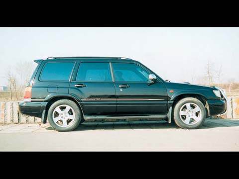 Вещь в себе (Subaru Impreza, Subaru Forester, Subaru Legacy)