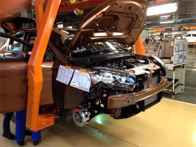 В новом году АвтоВАЗ планирует выпустить 20 тысяч Lada XRay