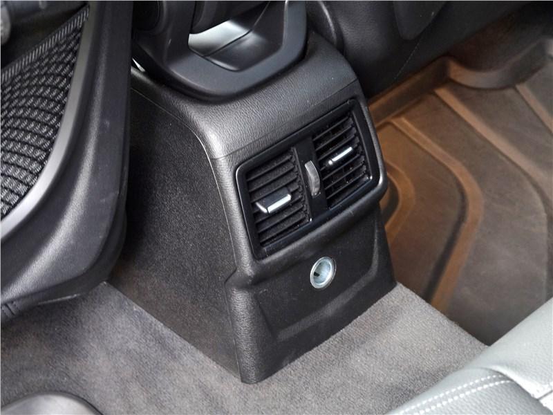 BMW X1 2016 печка для пассажиров