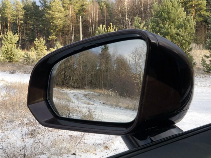 Volvo V60 Cross Country 2019 боковое зеркало