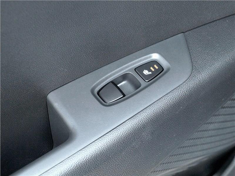 Hyundai Creta 2016 кнопки