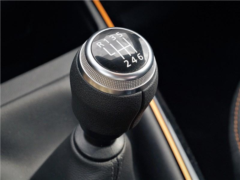 Renault Duster (2021) 6МКПП
