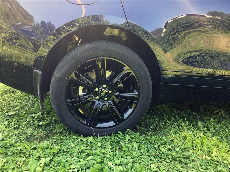 Land Rover Range Rover Velar (2021) колесо