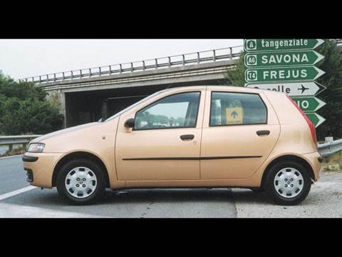 Малолитражки второго эшелона (Peugeot 206, Renault Clio II, Fiat Punto)