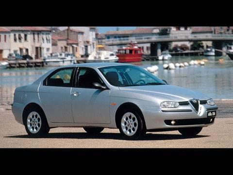 Lancia Lybra, Fiat Marea, Alfa Romeo 156