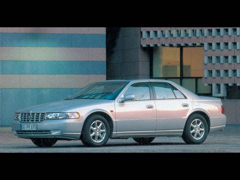 Большая тройка (Cadillac Seville, Chrysler 300M, Lincoln Continental)