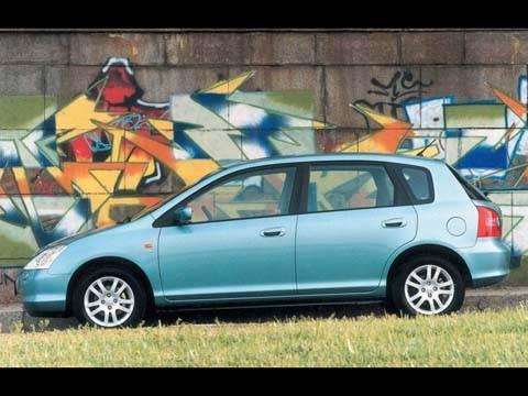 Nissan Almera, Honda Civic, Mitsubishi Lancer, Toyota Corolla
