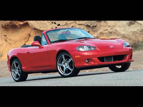 Самый доступный спорткар (MX-5)