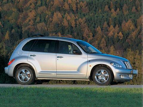 Suzuki Liana, Chrysler PT Cruiser, Volkswagen Golf Plus