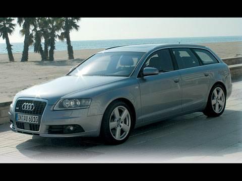 Chrysler 300C, Volvo V70, Audi A6, BMW 5 series, Mercedes-Benz E-Class