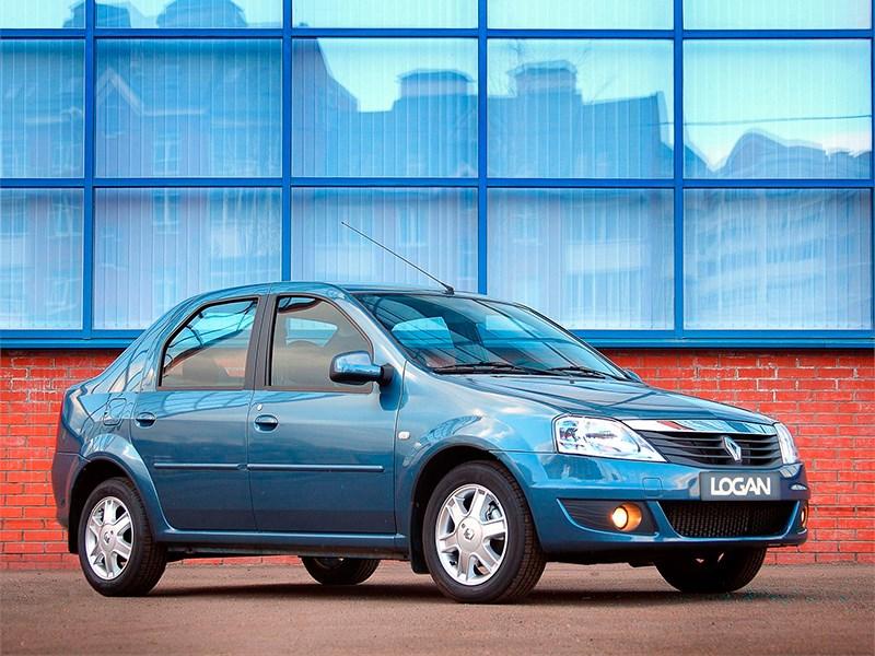 В Москве завершился выпуск седанов Renault Logan первого поколения