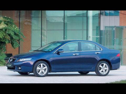 Nissan Primera, Honda Accord, Mazda 6, Toyota Avensis