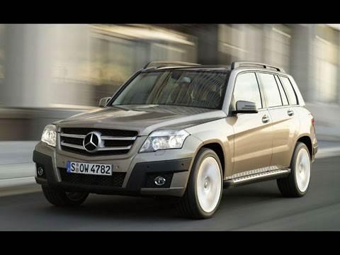 "Младший брат ""Гелендевагена"" (Mercedes-Benz GLK 320 CDI; GLK 280; GLK 350)"
