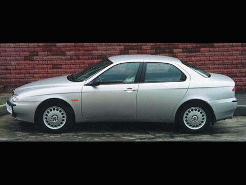 Alfa Romeo 156, Saab 9-3, Volvo S60