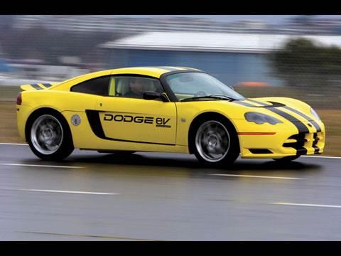 Суперкар завтрашнего дня (EV(2009))