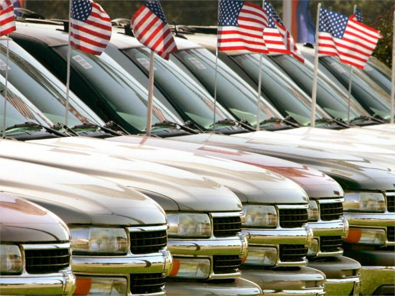 За 2015 год в США было реализовано рекордное количество автомобилей