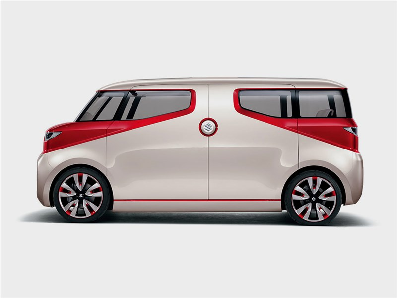 Suzuki Air Triser concept 2015 вид сбоку