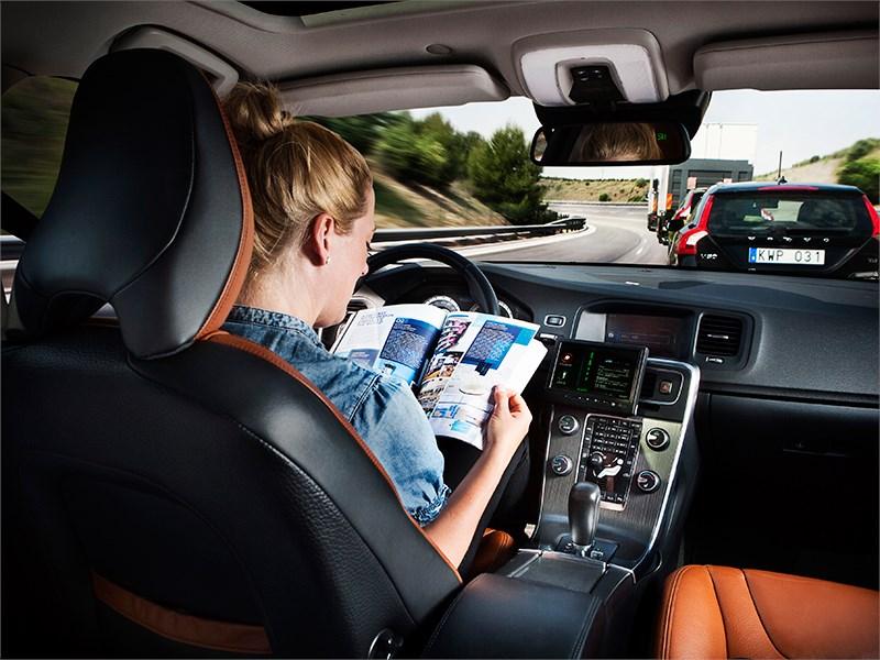 США потратит 3,9 млрд долларов на создание законодательной базы для беспилотных автомобилей