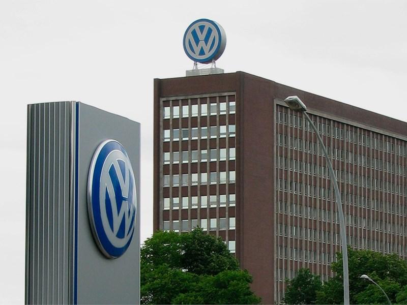 Инвесторы Volkswagen подали на компанию в суд