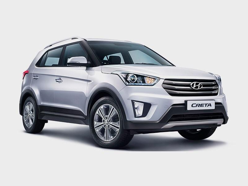 Hyundai Creta встанет на конвейер в III-ем квартале 2016 года