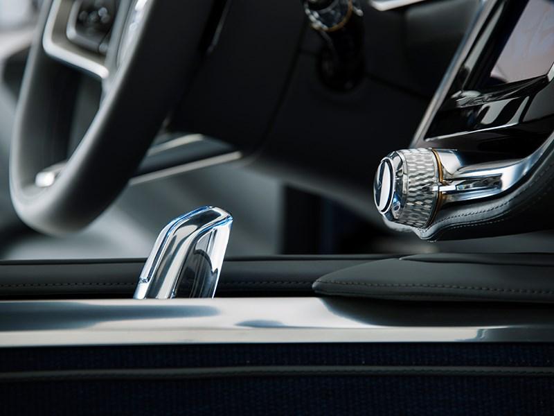 Volvo Coupe концепт 2013 интерьер фото 5