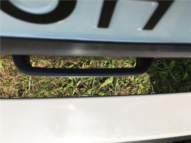 Lada 4x4 2019 ручка на двери багажника