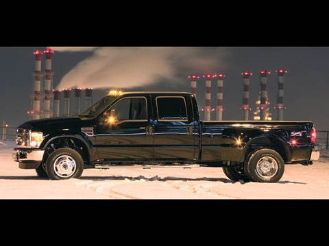 Ford F-350 (SuperDuty)