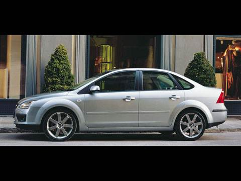 Секрет успеха (Ford Focus, Mazda 3, Mitsubishi Lancer)