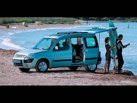 Volkswagen Caddy, Renault Kangoo, Citroen Berlingo, Peugeot Partner