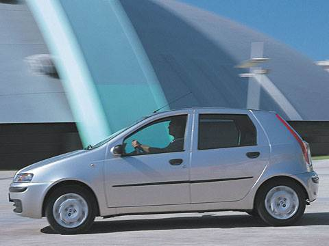 Peugeot 206, Fiat Punto, SEAT Ibiza