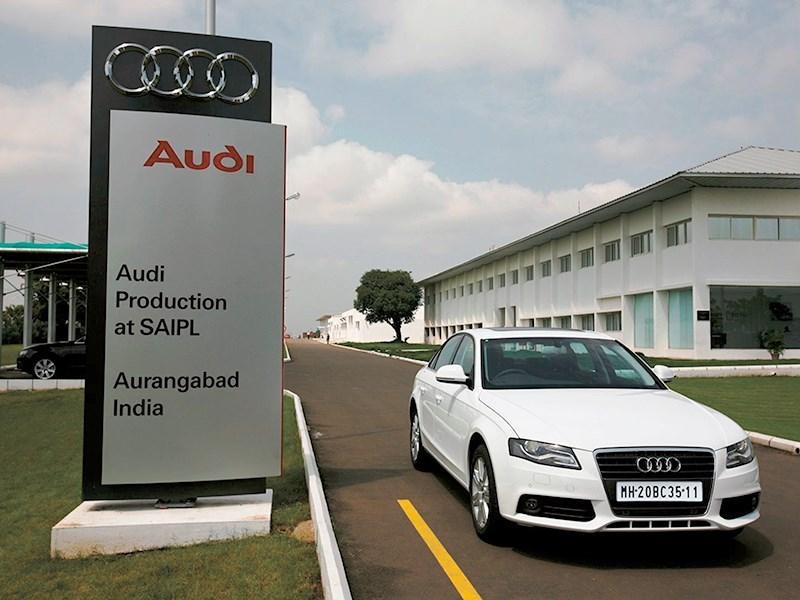 Audi опубликовала финансовый отчет за 2015 год