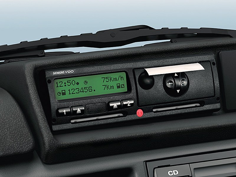 Ford Tranzit 2006 бортовой компьютер