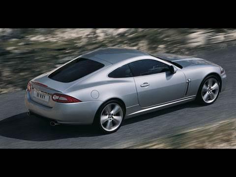 И снова на арене (XK Coupe 5.0)