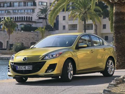 Позитив на каждый день (Mazda 3 (2009))
