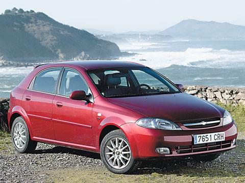 Nissan Almera, Chevrolet Lacetti, Ford Focus, Mazda 3, Mitsubishi Lancer, Toyota Corolla