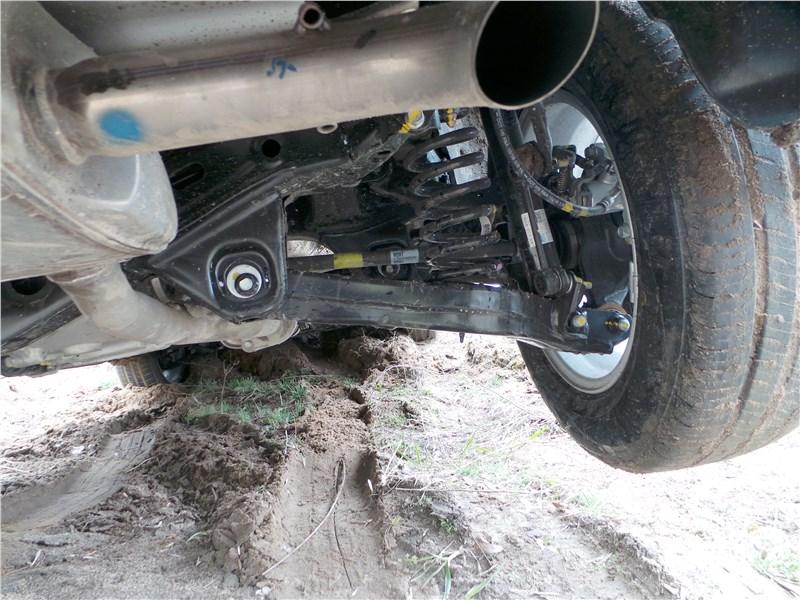 Hyundai Creta 2016 амортизаторы